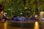 Occupy Wall Street near-eviction from Zuccotti Park