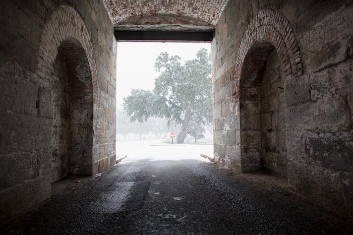 Fortress Monroe, Hampton, Virginia, January 27, 2013