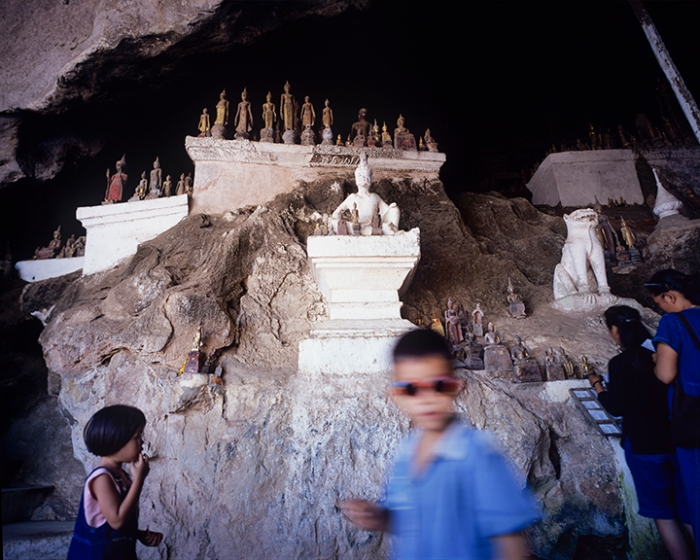 Pak Ou Caves, Luang Prabang, Laos, November 1999