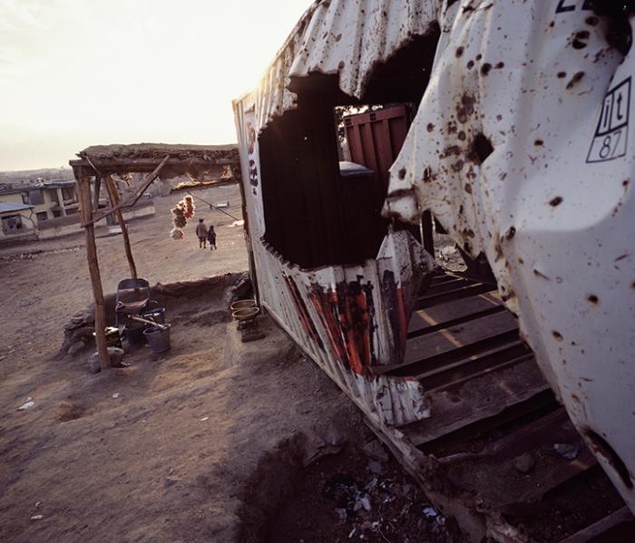 Kabul, February 2002