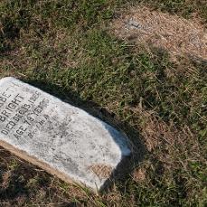 Elmerton cemetery, Hampton, VA, October 4, 2013